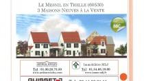Appartement neuf et maison neuve en VEFA
